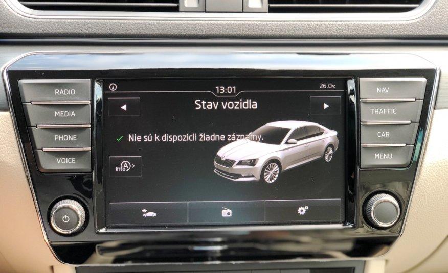 ŠKODA SUPERB 2.0 TDI STYLE DSG