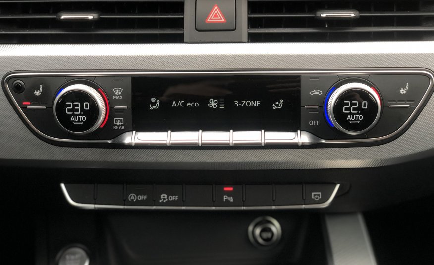 AUDI A4 AVANT 2.0 TDI SPORT S-LINE