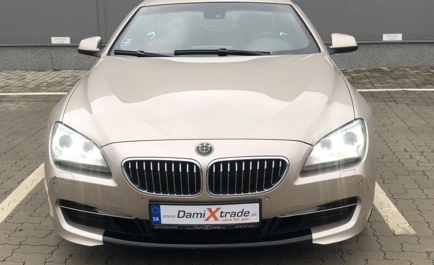 BMW RAD 6 COUPÉ 640D