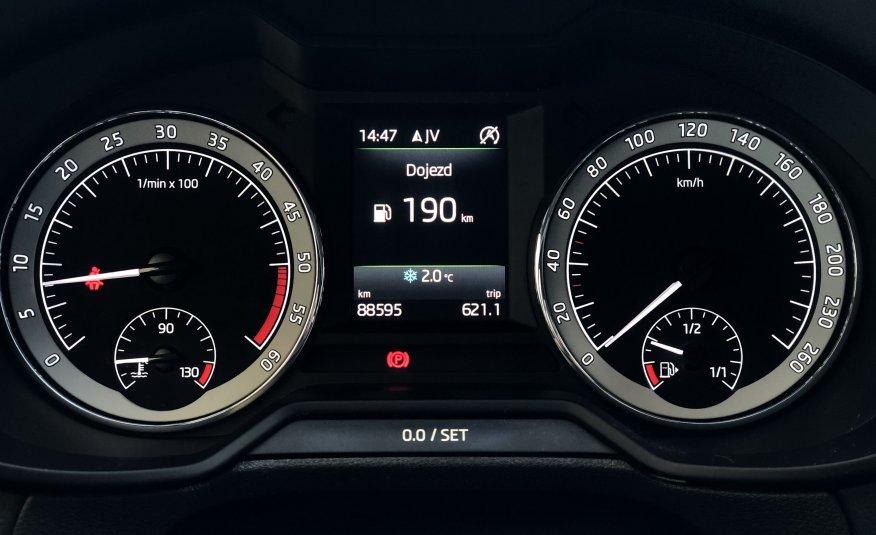 Škoda Octavia Combi 2.0 TDI Scout 4×4