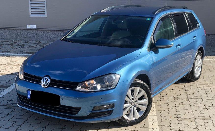 Volkswagen Golf Variant 1.6 TDI BMT 110k Comfortline DSG EU6