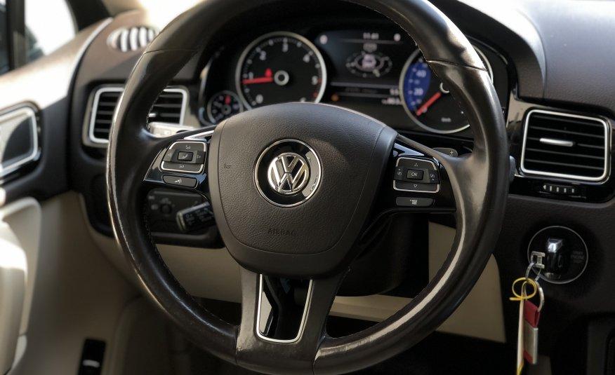 Volkswagen Touareg II 3.0 V6 TDI BMT Premium 4MOTION