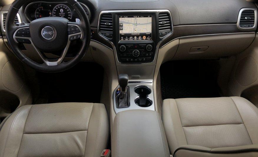 Jeep Grand Cherokee 3.0L V6 TD Overland