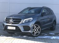 Mercedes-Benz GLE 500 AMG 4matic 9G