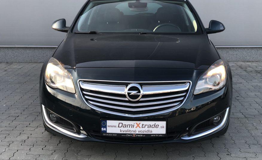 Opel Insignia kombi 2.0 CDTI 163k Cosmo AT6