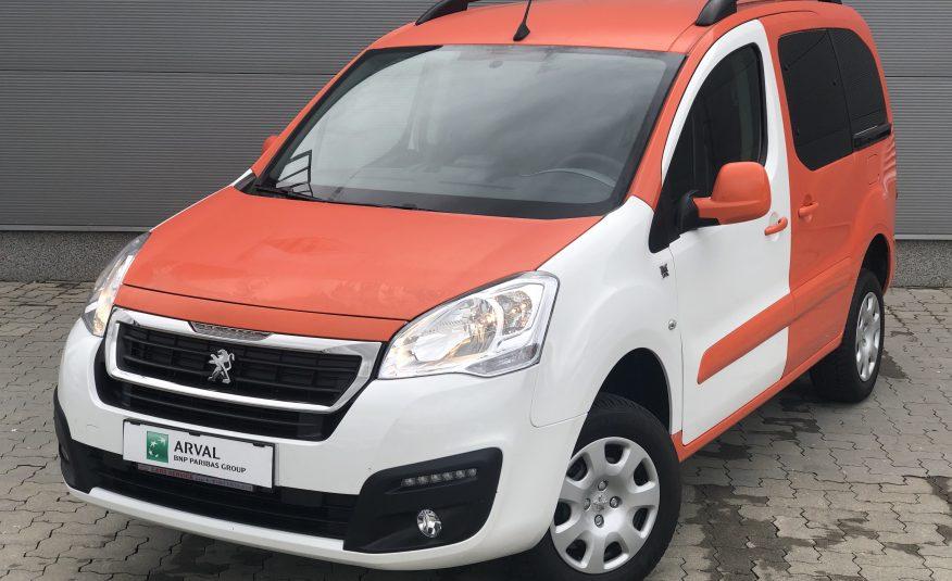 Peugeot Partner 2 Dangel 4X4 1.6BHDi Active