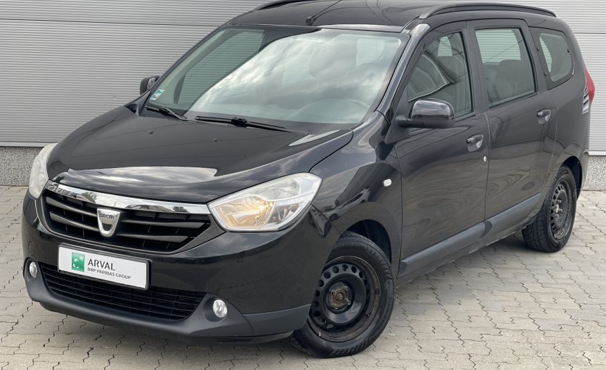 Dacia Lodgy 1.5 dCi Exception 7m
