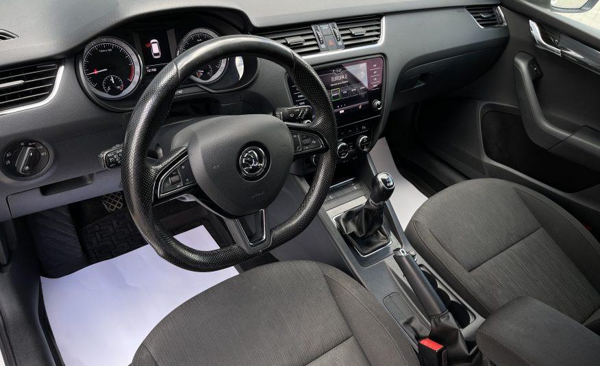 Škoda Octavia Combi 2.0 TDI Style 4×4 EU6