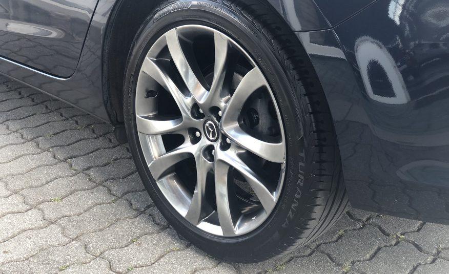 Mazda 6 2.5 Skyactiv-G Revolution TOP A/T