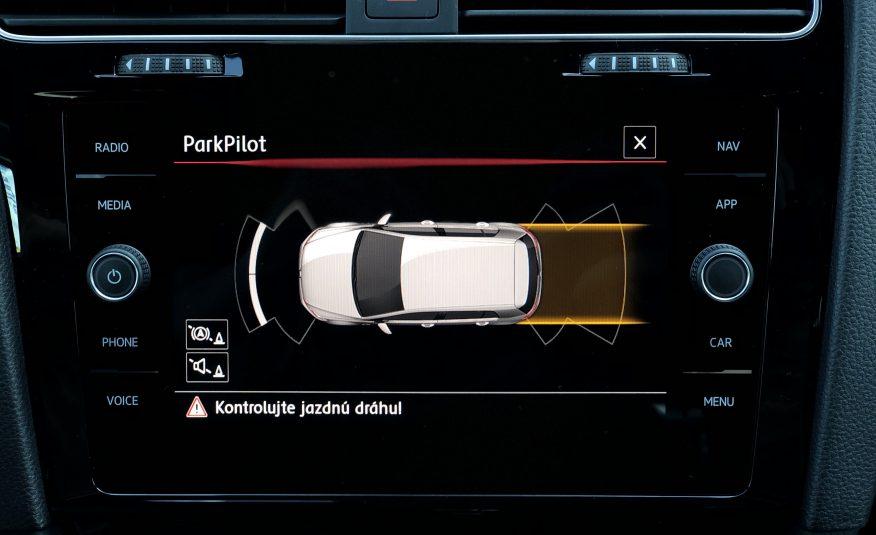 Volkswagen Golf GTI DSG TSI